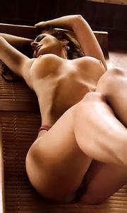 Andrea Garcia  nackt